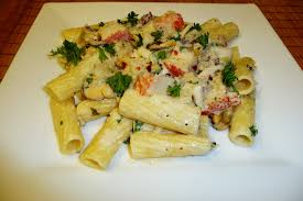 Creamy Seafood Pasta - Easy Cooking ...