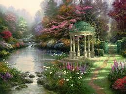 garden of prayer the