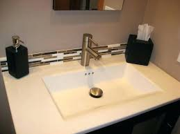 Backsplash Bathroom Ideas Beauteous Bathroom Vanity Tile Backsplash Bathroom Vanity Tile Vanity Tops