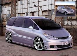 Toyota Previa 2002: Review, Amazing Pictures and Images – Look at ...