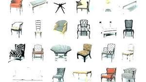 types of dining chairs types of dining chairs dining room chairs styles types of furniture style types of dining chairs