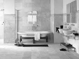 Traditional White Bathrooms White Bathrooms Like The Gray Wall With The White Gray And White