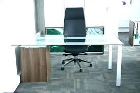 glass top desk computer office bedside table desks tops flowers black l shaped ikea