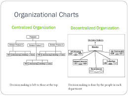Organizational Structure And Functions Of Management Ppt