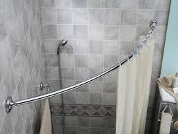 corner shower ideas curtain. Interesting Shower Corner Shower Curtain Rod Ideas For I