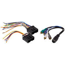 metra turbowires 70 7004 mitsubishi 4 speaker & power wiring harness car radio wiring harness color codes metra 70 7004 car stereo wiring harness front