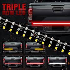 Truck Tailgate Lights Us 33 51 31 Off Okeen12v New 60