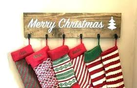 elegant fireplace stocking holders and hang stockings without mantle where to a creative ways on mantel how to hang stockings without mantle