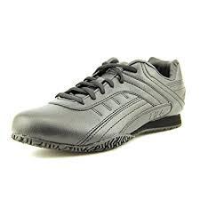 fila work shoes. fila women\u0027s memory elleray 5 sr work sneakers, black synthetic, shoes
