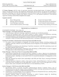 Darpa Program Manager Sample Resume
