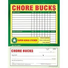 Chore Carts Chore Bucks Incentive Charts By Top Notch Teacher