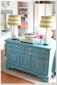 turquoise painted furniture ideas. How To Paint And Glaze Furniture : Turquoise Makeover Painted Ideas