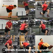 fitastic strength conditioning program everyone deserves to fitastic strength training exercise examples