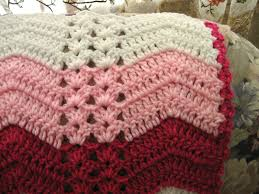 Ripple Afghan Patterns Interesting Double Crochet Baby Blanket Best Of Free Double Crochet Ripple