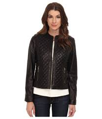 gallery previously sold at zappos women s collarless jackets women s collarless leather