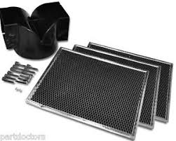 image is loading new kitchenaid range hood recirculation non duct filter