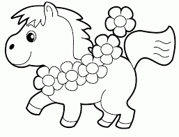 Here at coloringpages4kids.com we're offering with you an outstanding totally… Easy Animal Coloring Pages For Kids Coloring Home