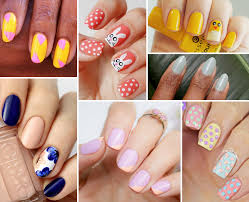 Toe Nail Gem Designs 25 Easter Nail Art Ideas You Have To Try This Spring Easy