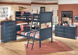 Thomas Wholesale Furniture New Albany MS Leo Twin Twin Bunk Bed