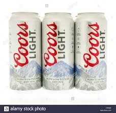 30 Rack Of Coors Light Winneconne Wi 14 August 2017 A Six Pack Of Coors Light