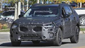 2018 volvo xc60 spy shots. 2018 volvo xc60 spied xc60 spy shots