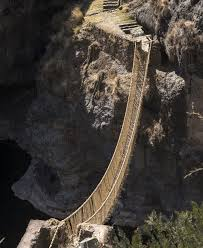 reasons the inka road is one of the greatest achievements in q eswachaka suspension bridge apuriacutemac river canas province 2014
