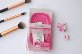 real techniques brush cleansing palette review