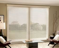faux wood blinds for sliding glass doors faux wood blinds sliding glass door interior design ideas