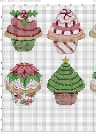 Pin By Aysel Sönmez On Nakış Cupcake Cross Stitch Cross