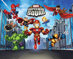 Superhero Cartoon Wallpapers ...