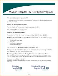 Nursing Nursing New Grad Resume