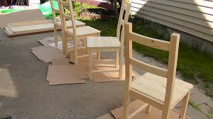 48 diy kitchen chairs handmade dining chairs with x back handmade furniture obodrink