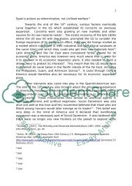 what were the principal causes and consequences of the essay  text preview