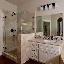 bathroom backsplash. Full Size Of Bathroom:bathroom Backsplash Modern Bathroom With Frameless Shower Tile And Stand Up