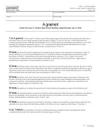 Outstanding Lease Agreement Form Image Collection - Resume Ideas ...