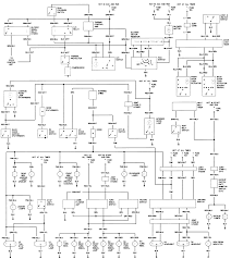 Nissan pickup radio wiring diagram with electrical 1995
