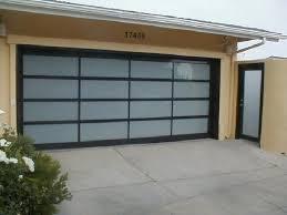 aluminum glass garage doors s image collections door design for home