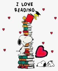 Snoopy Reading Png , Free Transparent Clipart - ClipartKey