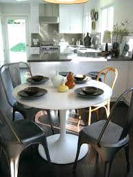 ikea round tablecloth round table kitchen table sets chairs white round top table dark floor window