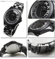 mkcollection rakuten global market marc by marc jacobs watches marc by marc jacobs watches mens womens rivera black mbm4527