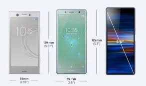 Sony Xperia Comparison Chart Sony Is Working On The Xperia Compact A 5 5 Inch Phone For