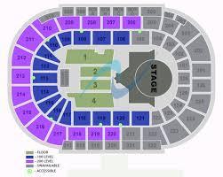 Mandalay Bay Events Center Seating Chart Facebook Lay Chart