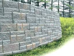 building a retaining wall with concrete blocks how to build a cinder block retaining wall build building a retaining wall
