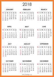 2018 calendar printable calendar template excel with small desk calendar 2018 printable
