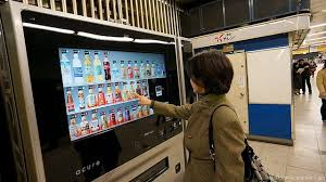 Touch Screen Vending Machine Japan Beauteous Japanese Vending Machines Your Guide Compathy Magazine