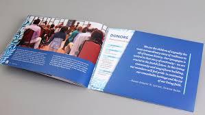 Campaign Brochure Capital Campaign Brochure Inside Flap Trillion Creative