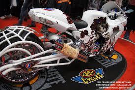 indiana motorcycle show photos