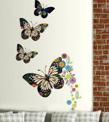 Small Picture New Way Decals Wall Sticker Animals Wallpaper Price in India Buy