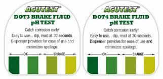 Brake Fluid Comparison Chart Why Change Brake Fluid
