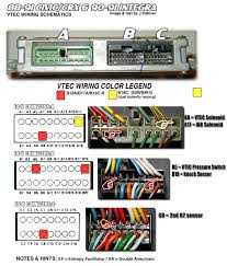 ecu pinouts vtec wiring ecu vtec conversion information log in